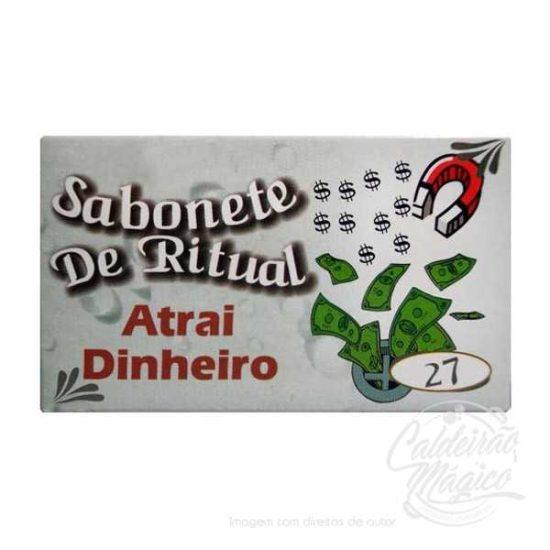 SABONETE ATRAI DINHEIRO