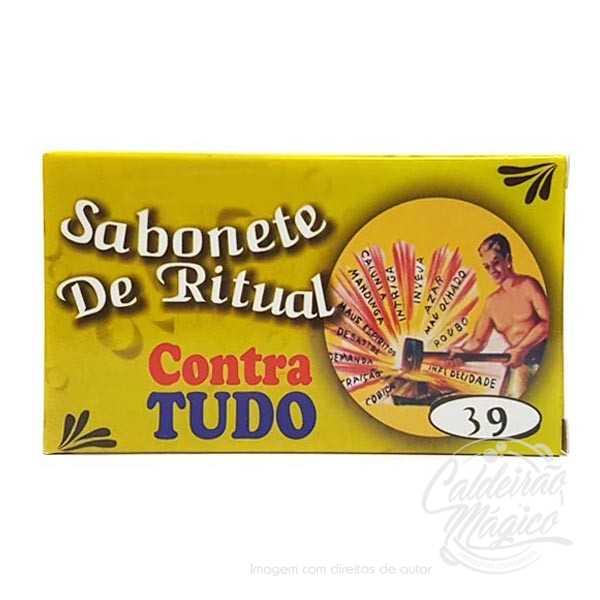 SABONETE CONTRA TUDO