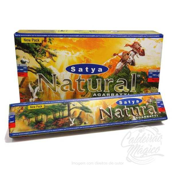 INCENSO SATYA NATURAL
