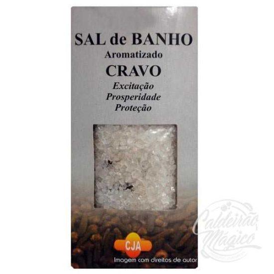SAL DE BANHO CRAVO