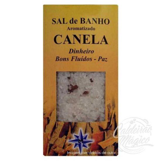 SAL DE BANHO CANELA