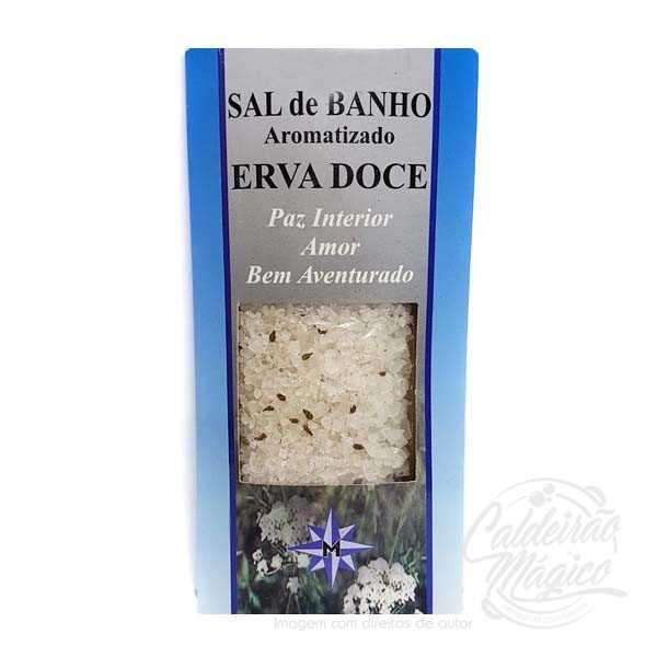 SAL DE BANHO ERVA DOCE