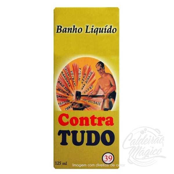 BANHO CONTRA TUDO
