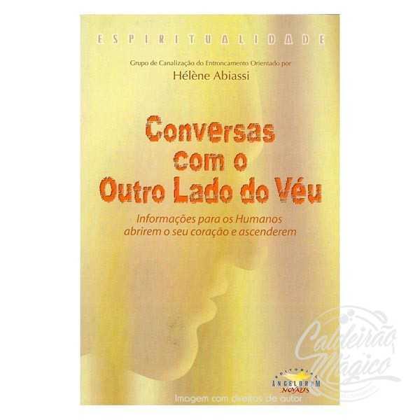 CONVERSAS COM O OUTRO LADO DO VÉU
