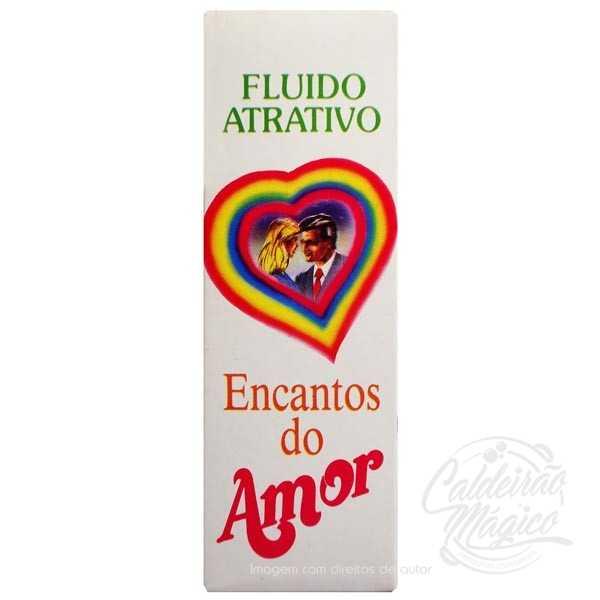 FLUÍDO ENCANTOS DO AMOR