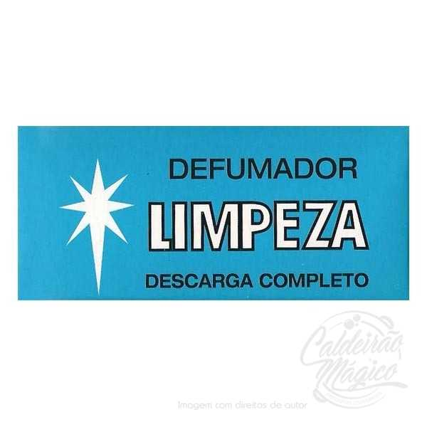 DEFUMADOR LIMPEZA