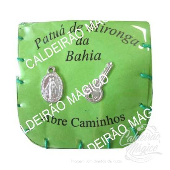 PATUÁ ABRE CAMINHOS