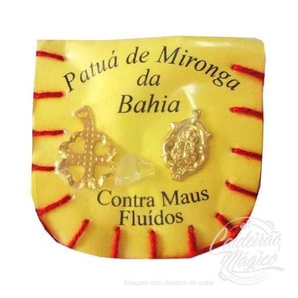 PATUÁ CONTRA MAUS FLUÍDOS