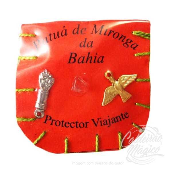 PATUÁ PROTECTOR DO VIAJANTE