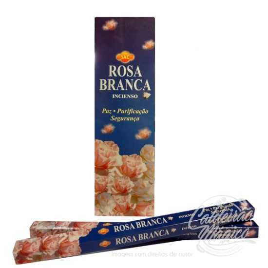 INCENSO ROSA BRANCA