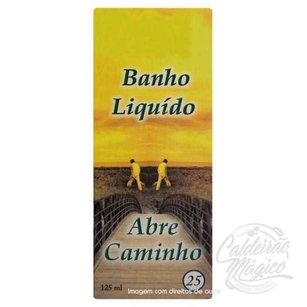 BANHO ABRE CAMINHOS