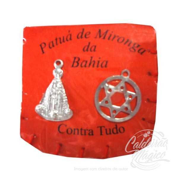 PATUÁ CONTRA TUDO