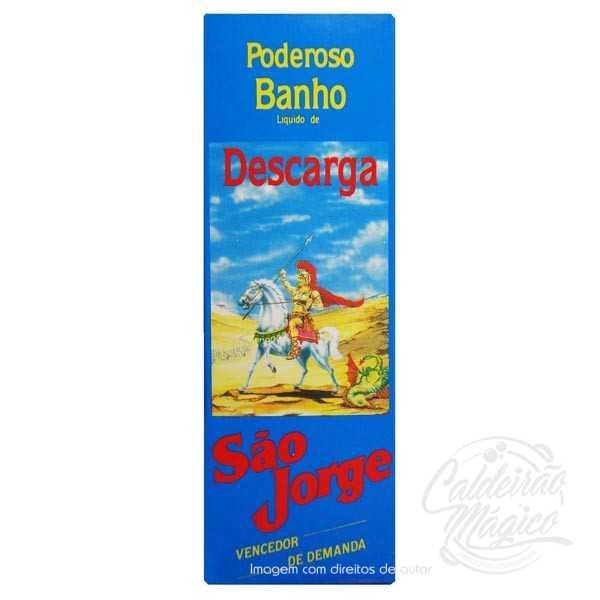 BANHO DE SÃO JORGE