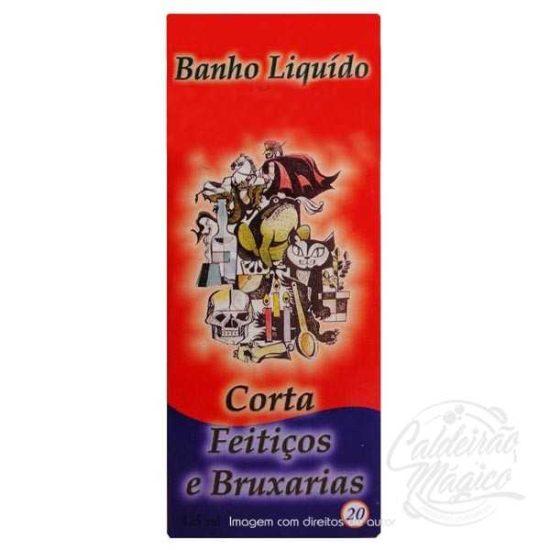 BANHO CORTA FEITIÇOS E BRUXARIAS