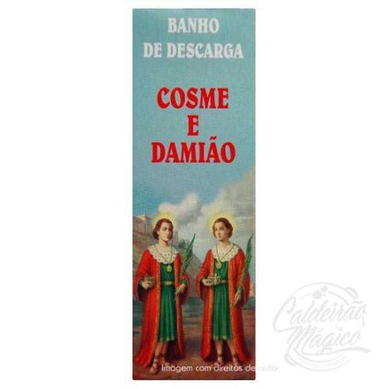 BANHO DE DESCARGA COSME E DAMIÃO