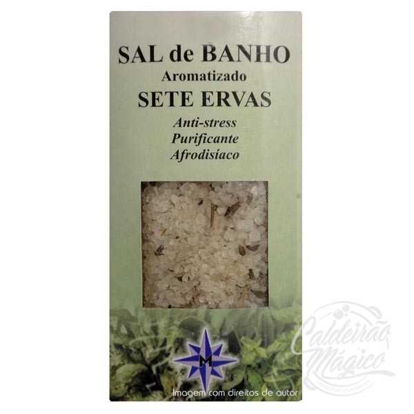 SAL DE BANHO SETE ERVAS