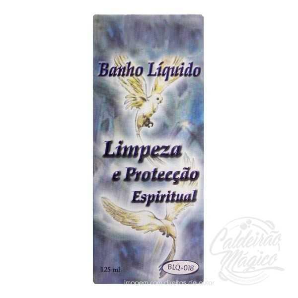 BANHO LIMPEZA E PROTECÇÃO ESPIRITUAL