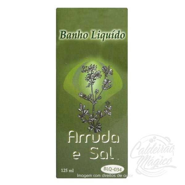 BANHO DE ARRUDA E SAL