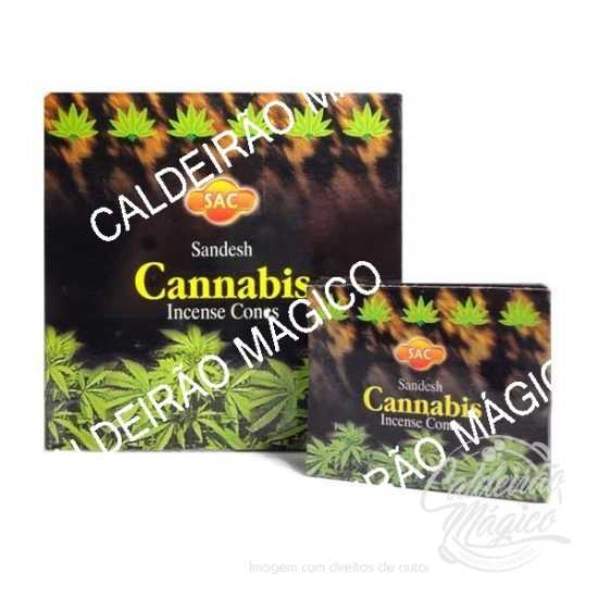 INCENSO CANNABIS