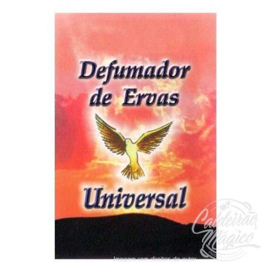 DEFUMADOR DE ERVAS UNIVERSAL
