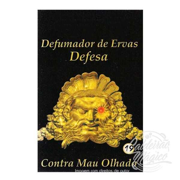 DEFUMADOR DE ERVAS DEFESA CONTRA MAU OLHADO
