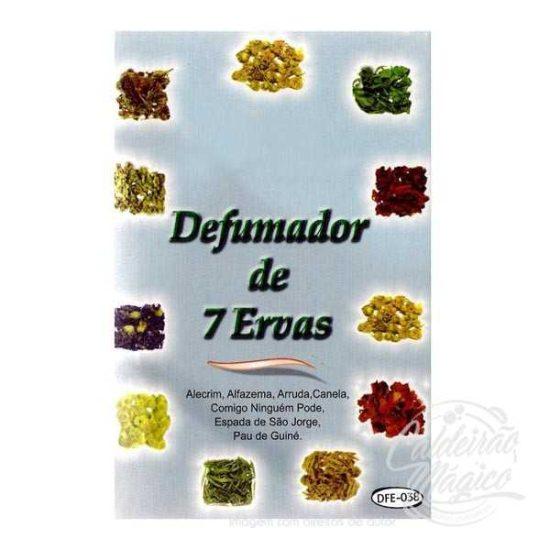 DEFUMADOR DE 7 ERVAS