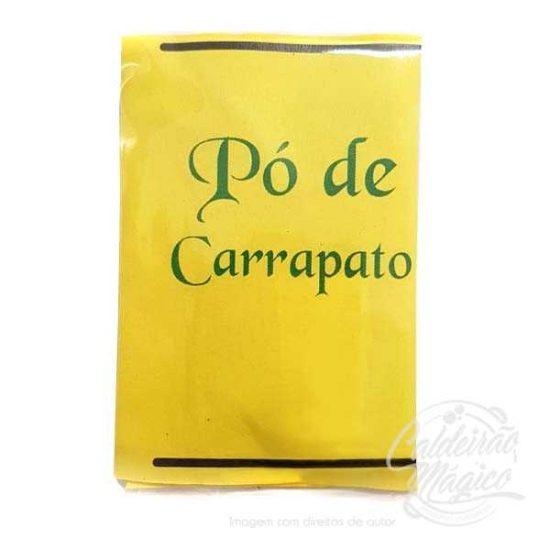 PÓ DE CARRAPATO