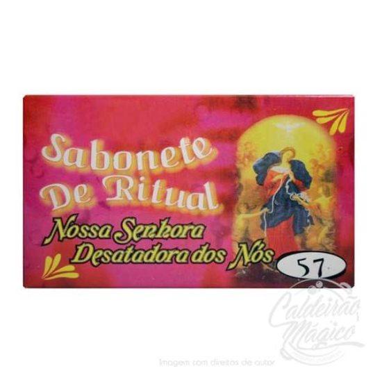 SABONETE NOSSA SRA. DESATADORA DE NÓS