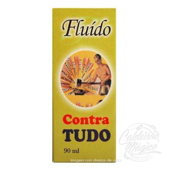 FLUÍDO CONTRA TUDO