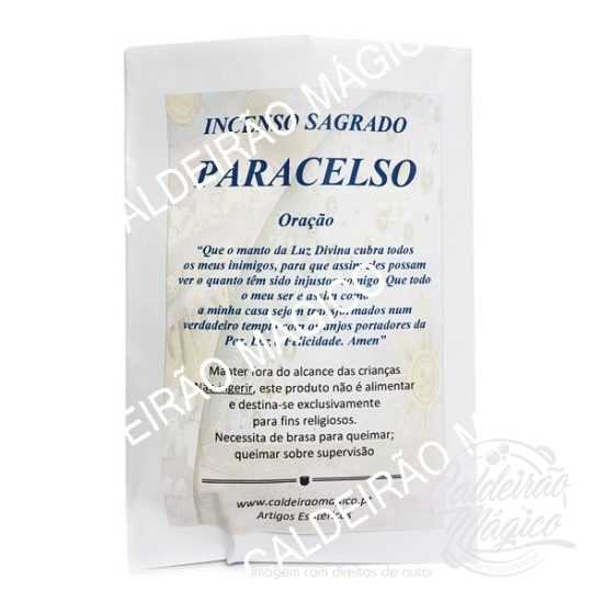 INCENSO PARACELSO