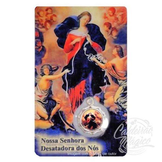 PAGELA N.ª SRA. DESATADORA DE NÓS