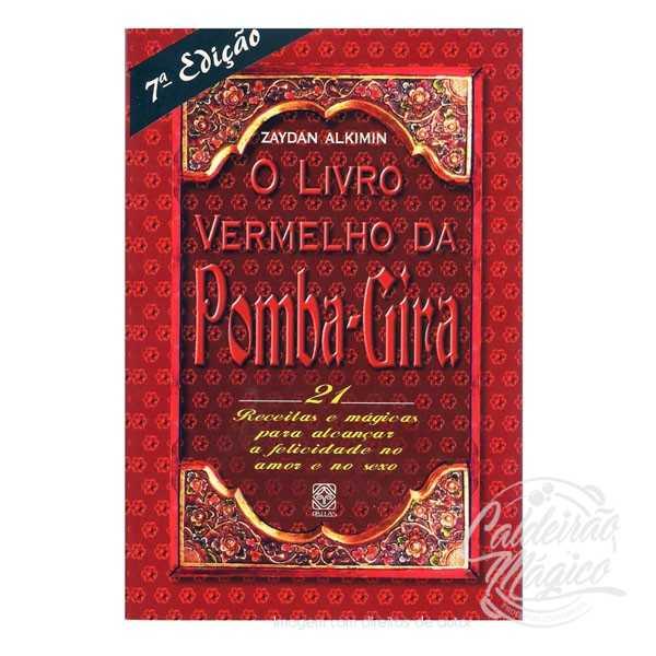O LIVRO VERMELHO DA POMBA-GIRA