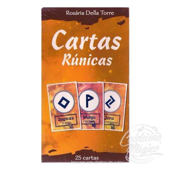 CARTAS RÚNICAS