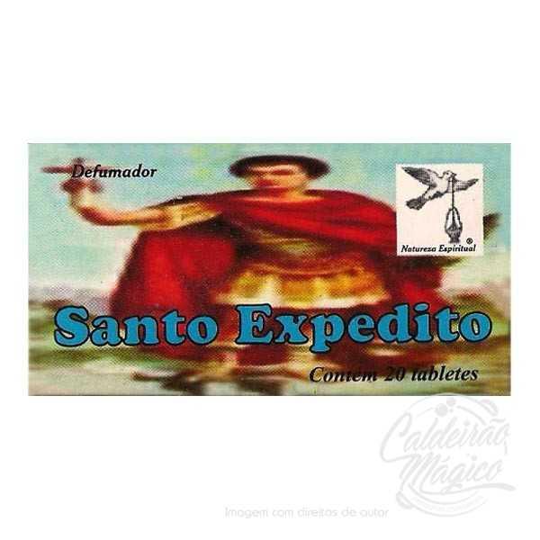 DEFUMADOR SANTO EXPEDITO