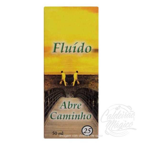 FLUÍDO ABRE CAMINHO