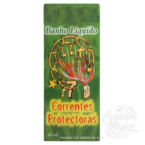 BANHO 7 CORRENTES PROTECTORAS