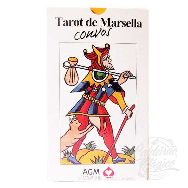 TAROT DE MARSELHA - CONVOS