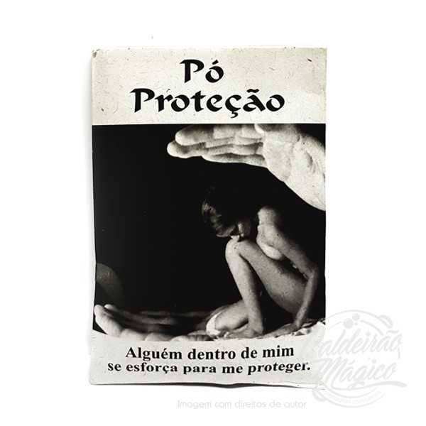 PÓ PROTECÇÃO