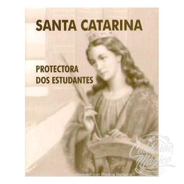 SANTA CATARINA PROTECTORA DOS ESTUDANTES - Orações Diárias