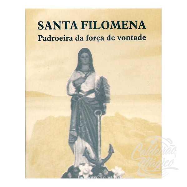 SANTA FILOMENA - Orações Diárias