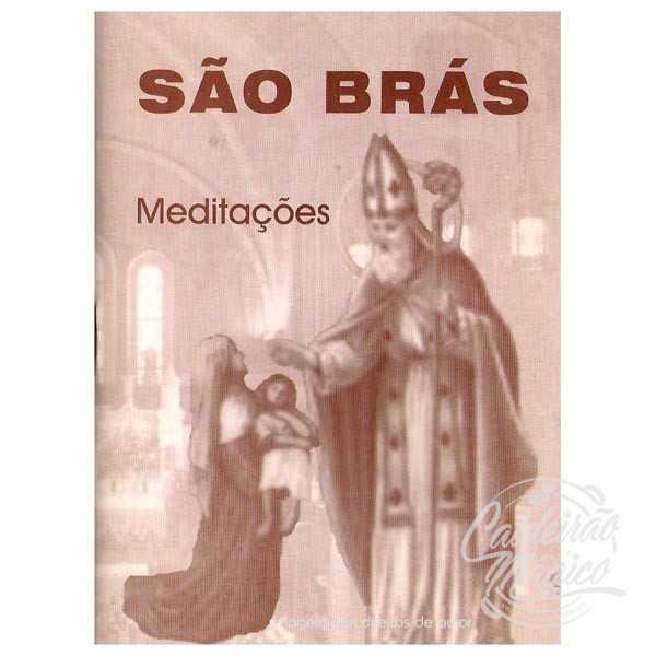 SÃO BRÁS - Meditações