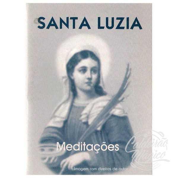 SANTA LUZIA - Meditações