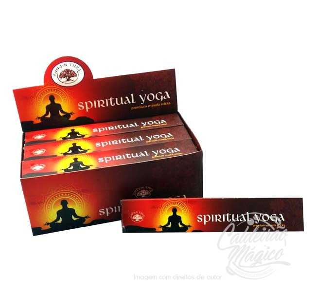 INCENSO SPIRITUAL YOGA