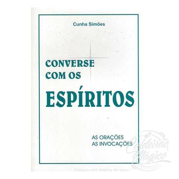 CONVERSE COM OS ESPÍRITOS