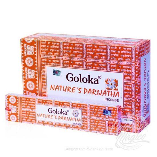 INCENSO GOLOKA NATURE´S PARIJATHA