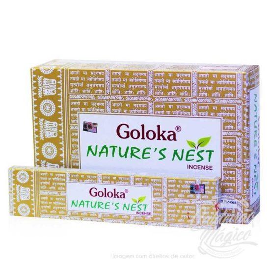 INCENSO GOLOKA NATURE´S NEST