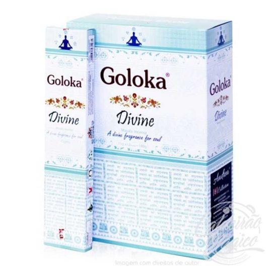 INCENSO GOLOKA DIVINE