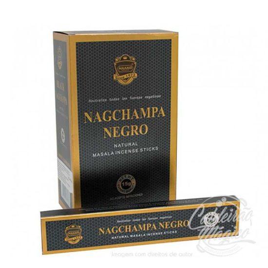 INCENSO BLACK NAGCHAMPA