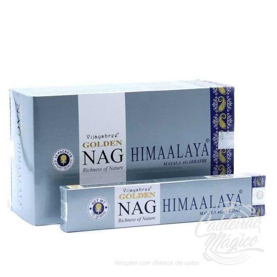 INCENSO GOLDEN NAG HIMALAYA