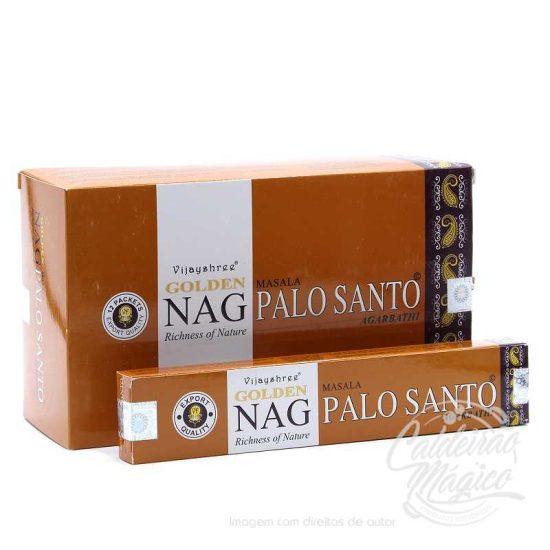 INCENSO GOLDEN NAG PAU SANTO